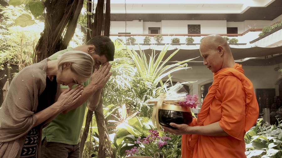 Rise And Shine With The Locals With Anantara Siam Bangkok