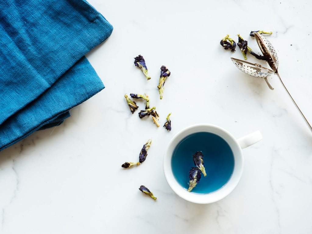 Butterfly Blue Pea Decaf