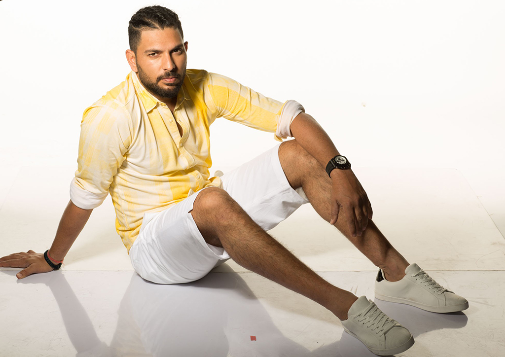 Yuvraj Singh's YWC Fashion introduces its SS '18 collection | GlobalSpa -  Beauty, Spa & Wellness, Luxury Lifestyle Magazine Online