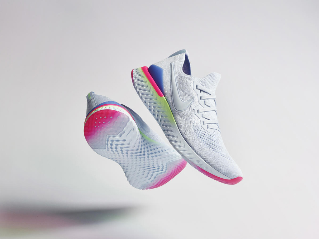 Nike Epic React Flyknit for Runners